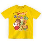 Camiseta Infantil Jaime Hora do Recreio