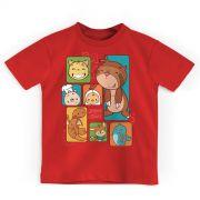 Camiseta Infantil Jaime Time