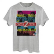 Camiseta Masculina Banda Fly 2 Anos Colors