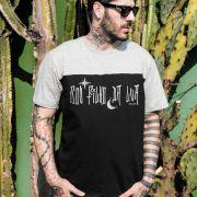 Camiseta Masculina Bicolor MC Guimê Sou Filho da Lua Negative