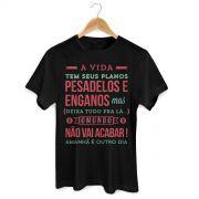 Camiseta Masculina Biquini Cavadão - Amanha é Outro Dia