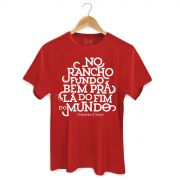 Camiseta Masculina Chitãozinho & Xororó No Rancho Fundo