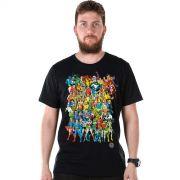 Camiseta Masculina DC Comics Originals