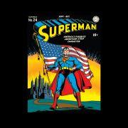 Camiseta Masculina Superman HQ Nº24