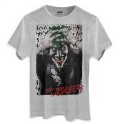 Camiseta Masculina The Joker A Piada Mortal