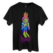 Camiseta Monstra Maçã Deck