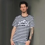 T-shirt Unissex Looney Tunes Taz Tracing
