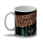 Caneca Alice Cooper Welcome 2 My Nightmare