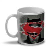 Caneca Batman VS Superman Face to Face