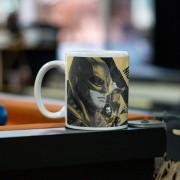 Caneca Liga da Justiça Batman Join The League