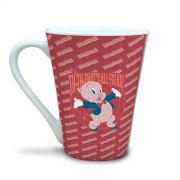 Caneca Tulipa Looney Tunes Gaguinho That´s All Folks