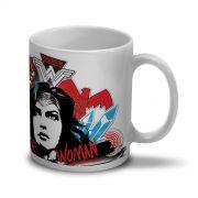 Caneca Wonder Woman She´s a Threat