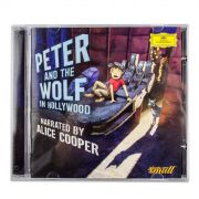 CD Alice Cooper Pedro e o Lobo em Hollywood