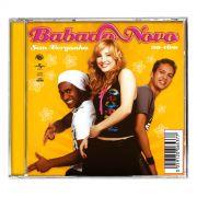 CD Babado Novo Sem-Vergonha Ao Vivo