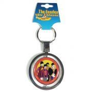 Chaveiro Giratório The Beatles Yellow Submarine
