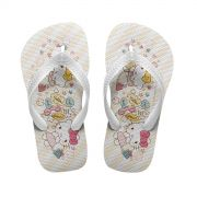 Chinelo Masculino Hello Kitty How Are You?