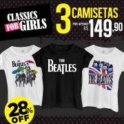 Combo Classics for Girls!