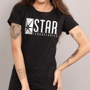 Combo Feminino The Flash Star Laboratories