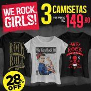 Combo We Rock, Girls!
