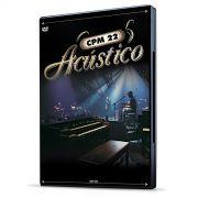 DVD CPM22 Acústico