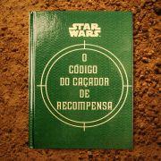 Livro Star Wars O Código do Caçador de Recompensa