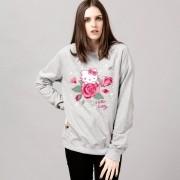 Moletinho Hello Kitty Roses