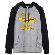 Moletom Raglan The Beatles Yellow Submarine
