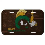 Placa de Parede Looney Tunes Marvin, o Marciano