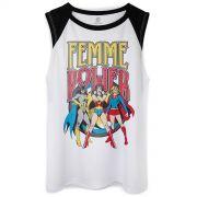 Regata Feminina Power Girls Femme Power