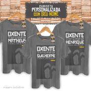 T-shirt Premium Masculina Saulo Eu Sou Nordeste