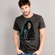 T-shirt Premium Masculina Wonder Woman Photo Film