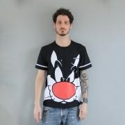 T-Shirt Unissex Frajola Face