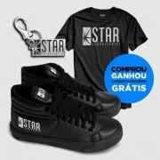 Tênis STAR Laboratories + Camiseta e Chaveiro GRÁTIS