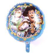 Balão Metalizado Toy Story Luxo un.