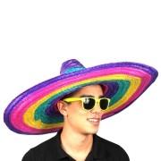Chapéu Sombrero Mexicano + Brinde