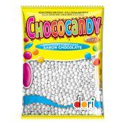 Confete Chococandy Mini Branco 350g Dori