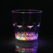 Copo Pisca Whisky Transparente