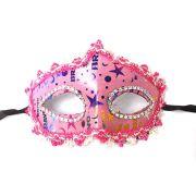 Máscara Elegância Pink