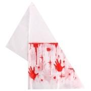 Toalha de Mesa para Festa com Sangue - 137x274cm