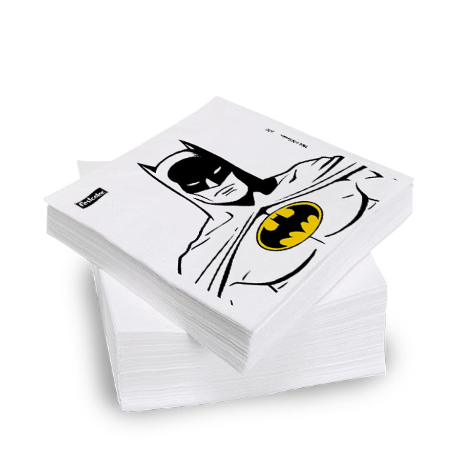 Guardanapo Batman 16Un