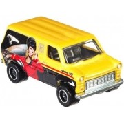 Carrinho Hot Wheels: Ford Transit Supervan: Star Trek