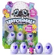 Ovo Hatchimals (pack com 4 ovos + Bonus - cor e estilo podem variar)