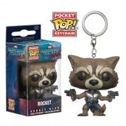 Pocket Pop Keychains (Chaveiro) Rocket Raccoon: Guardiões da Galáxia Vol.2 - Funko