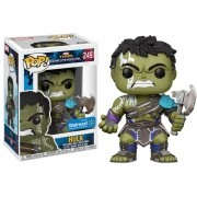 Pop Hulk Gladiador (Gladiator) sem Capacete: Thor Ragnarok #249 - Funko (Apenas venda Online)