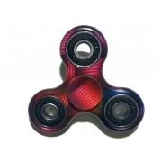Hand Spinner Camuflado Colorido - Rolamento Anti Estresse Fidget Hand Spinner
