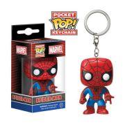 Pocket Pop Keychains (Chaveiro) Homem-Aranha (Spider-Man): Marvel - Funko