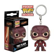 Pocket Pop! Keychains The Flash TV Series Exclusivo - Funko