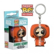 Pocket Pop Keychains (Chaveiro): Zombie Kenny: South Park - Funko