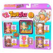 Twozies: Kit Parceiros com 12 Figuras Sortidas - DTC