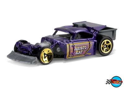 Aristo Rat Roxo - Hot Wheels